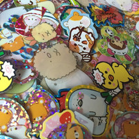 Sticker Flakes Grab Bag