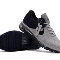 NIKE trend of plastic bottom casual shoes breathable running shoes