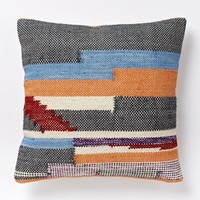 Woven Maze Pillow Cover