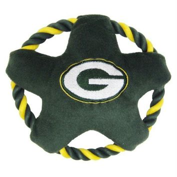 Green Bay Packers Star Rope Disk