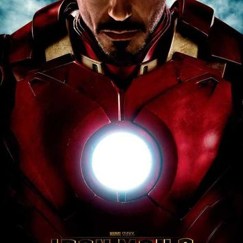 Iron Man 2 27x40 Movie Poster (2010)