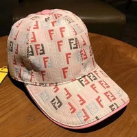 Fendi Fashion Casual Hat Cap