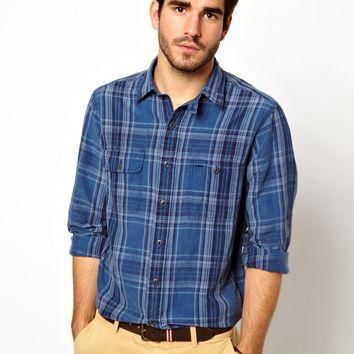 Polo Ralph Lauren Shirt in Washed Check