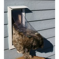 HALE PET DOORS FOR DOORS OR WALLS - RAIN CAP