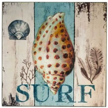 Surf & Sea Shell Wall Decor | Shop Hobby Lobby