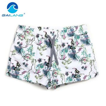 Gailang Brand Women Shorts Quick Drying Swimwear Swimsuits Woman Shorts Bottom Plus Size XXXL Boardshort Bermuda Masculina