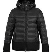 Moncler Men's Riom Black Down Puffer