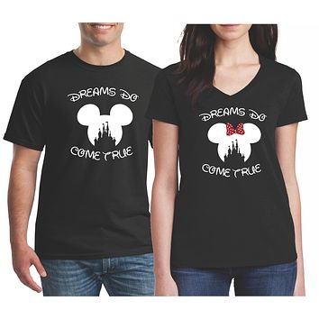 Matching Shirts for Couples | Our T Shirt Shack