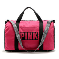 Big Capacity One Shoulder Gym Bags Travel Bags [8211101127]
