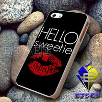Hello Sweetie Design For iPhone Case Samsung Galaxy Case Ipad Case Ipod Case