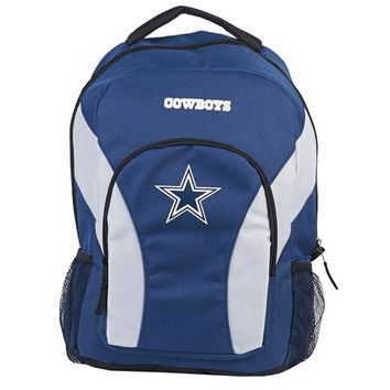 New Dallas Cowboys Fans Backpack NFL Fan Draft Day Super Bowl  Fan Football Bag