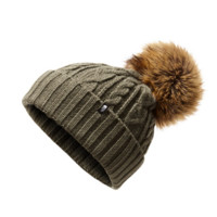 The North Face - Oh Mega Fur Pom Beanie