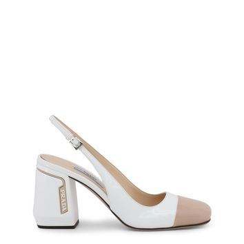 Prada Women White Pumps & Heels