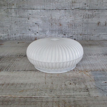 Glass Lampshade Ceiling Light Globe Art Deco Lamp Shade Glass Pendant Light Globe Antique Light Fixture Shade Frosted Glass White Globe