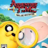 Adventure Time: Finn & Jake Investigations - Xbox One (Very  Good)