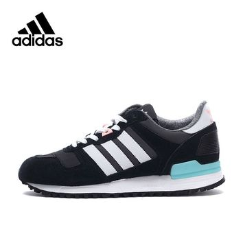 Official New Arrival 2017 Adidas Originals ZX 700 W Women's Skateboarding Shoes Sneakers