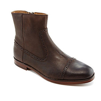 Polo Ralph Lauren Men's Demonte Dress Boots - Dark Brown