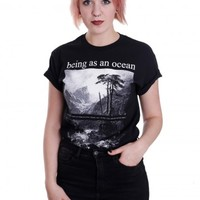 Being As An Ocean - Old Forest - T-Shirt