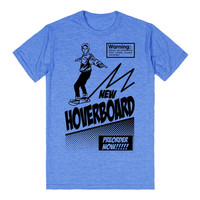 Back to the Future- Hoverboard Advertisement