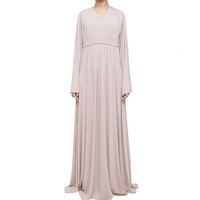 LATTE LONG KAFTAN DRESS - £57.00 : Inayah, Islamic clothing & fashion, abayas, jilbabs, hijabs, jalabiyas & hijab pins