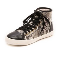 KG Kurt Geiger Leap High Top Sneakers