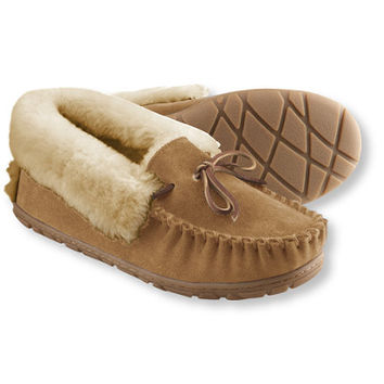 Women's Wicked Good Moccasins: Slippers | Free Shipping at L.L.Bean