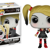 POP! Video Games: Batman Arkham Knight Harley Quinn Vinyl Figure