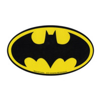 DC Comics Batman Logo Sticker
