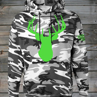 Women's Buck Head Country Girl ® Camo Hoodie