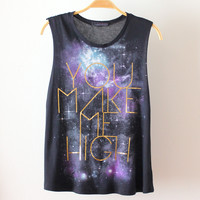 You Make Me High Tank