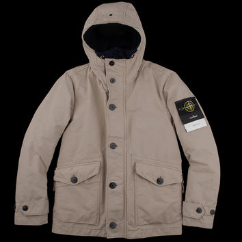 UNIONMADE - Stone Island - Real Down Blouson in Sand