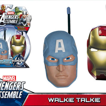 walkie talkie marvel