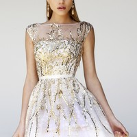 Sherri Hill 21212 Short Sequin Homecoming Dress