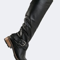 Ashberry Knee High Riding Boot