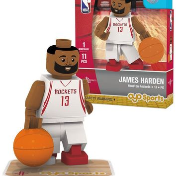 JAMES HARDEN #13 HOUSTON ROCKETS OYO MINIFIGURE NEW  SHIPPING