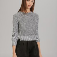 Maje Pullover - Cropped