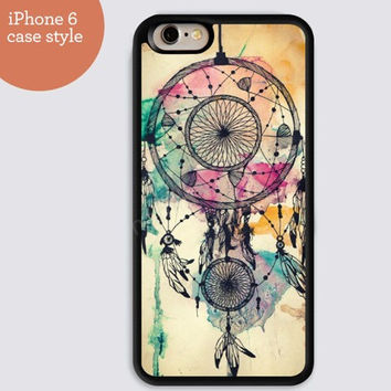 iphone 6 cover,dream catcher colorful iphone 6 plus,Feather IPhone 4,4s case,color IPhone 5s,vivid IPhone 5c,IPhone 5 case Waterproof 333