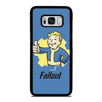 VAULT BOY TECH FALLOUT Samsung Galaxy S3 S4 S5 S6 S7 Edge S8 Plus, Note 3 4 5 8 Case Cover