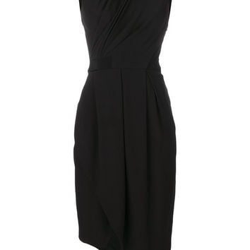 Carven Draped Asymmetric Dress - Farfetch