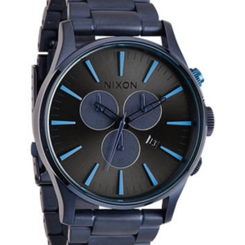 The Sentry Chrono LTD | Men's Watches | Nixon Watches and Premium Accessories