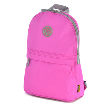 """Academy"" 17"" Eco-Friendly Backpack In Purple"