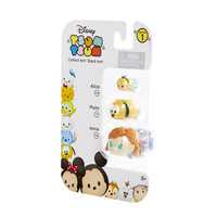 Alice, Pluto, & Anna Disney Tsum Tsum Series 1 Minifigure 3-Pack