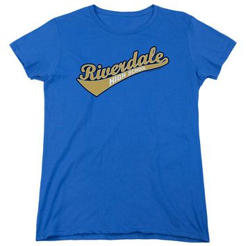 Archie Comics - Riverdale High School Short Sleeve Women's Tee