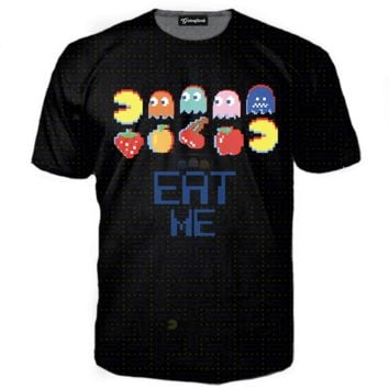 Pac Man Eat Me Tee