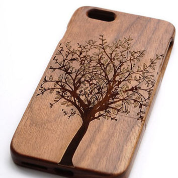Wood Phone case,tree case , iphone6 case,iphone 6plus, iphone 5 case ,iphone 4 case, iphone 5c case, wood case,wooden iphone case,gift