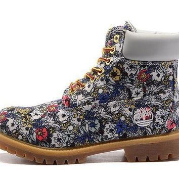 Men's Timberland Icon 6-inch Zoo Wheat Boots