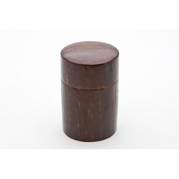 Wooden Canister with Inner Lid