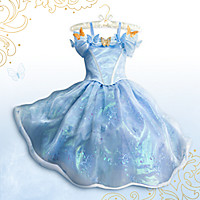 Cinderella Limited Edition Costume for Girls - Live Action Film