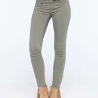 Rsq Miami Womens Jeggings Olive  In Sizes