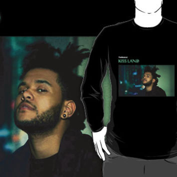 The Weeknd - Kiss Land by datkidfromTO